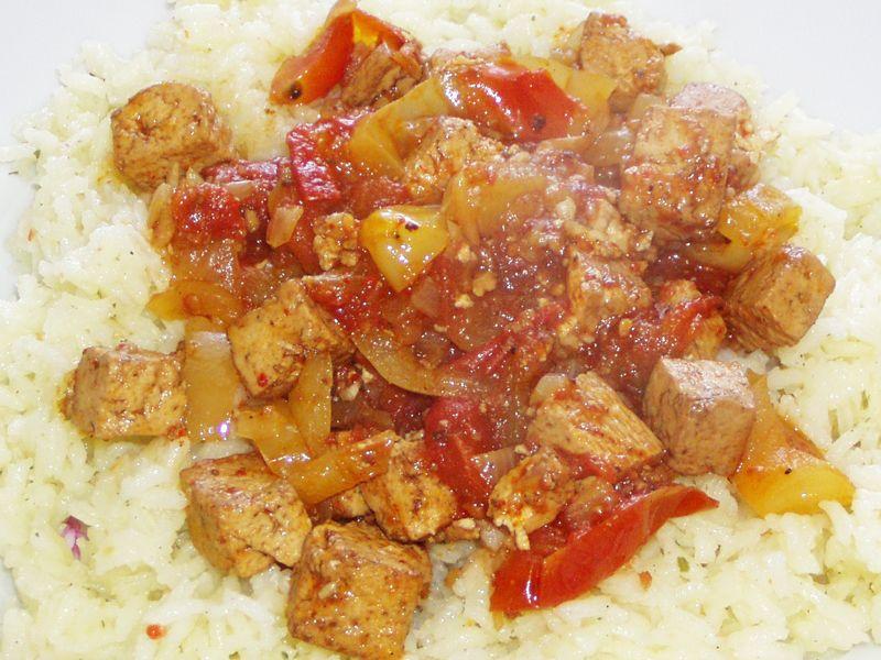 Tofu - na čínsky spôsob
