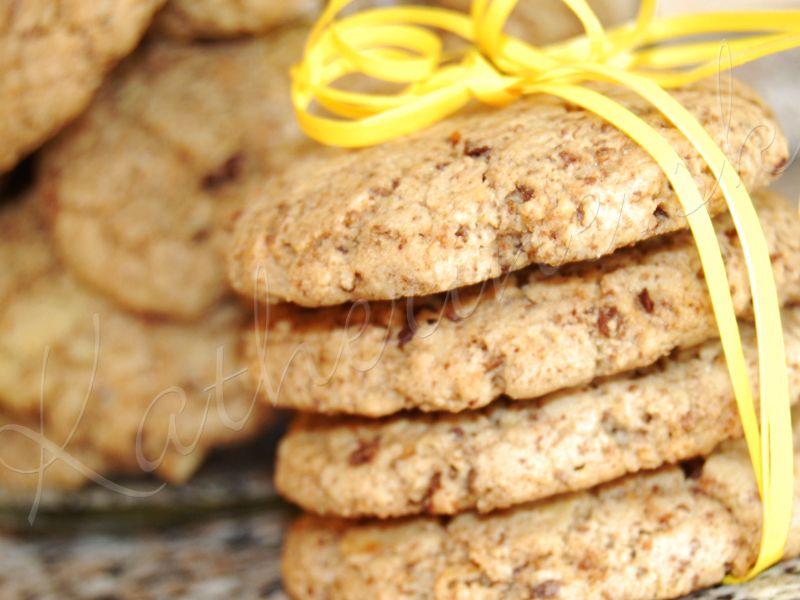 Cookies - s ovsenými vločkami