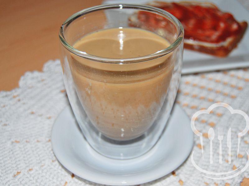 Káva - biela (Melta)