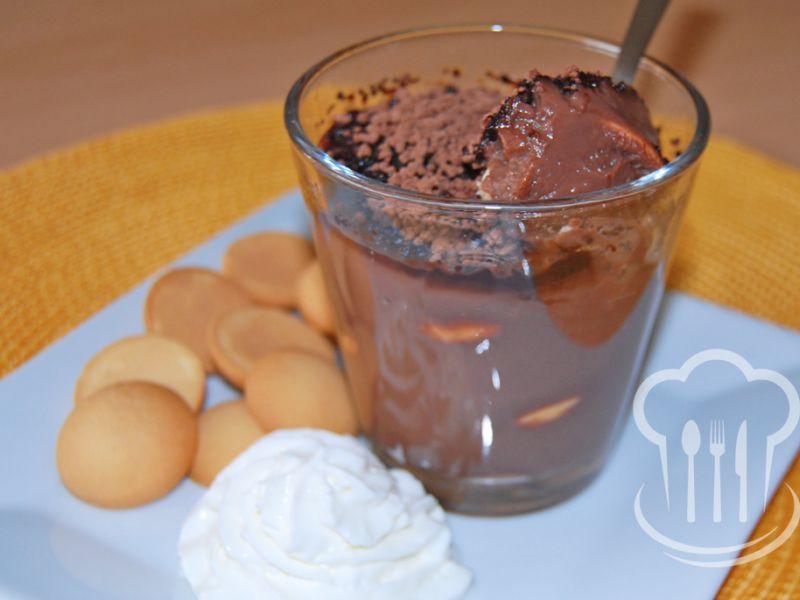 Puding - kakaový
